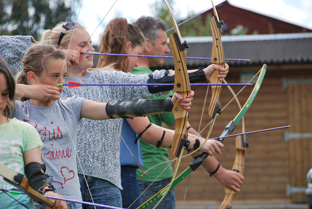 Chinnor Goes Wild - Archery